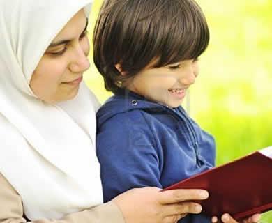 Mengajarkan Anak Berbagi